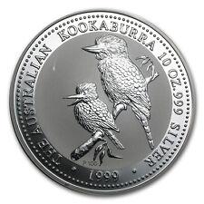 2014 Australia 10 oz Silver Kookaburra BU SKU #78050