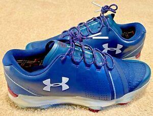 Under Armour Spieth 3 LE Men's Golf Shoes Academy Blue - Size 10 *Brand New*
