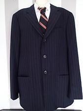 giorgio armani collezioni SUIT JACKET BLAZER,44L,wool blend ,stripes 1