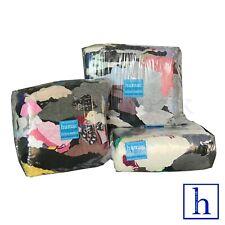 More details for tshirt cotton rags wiping cleaning polishing rag cloths workshop t-shirt - humac
