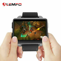 2019 LEMFO LEM4pro Smart Watch 3G WiFi Smartwatch GPS Smartphone For Android iOS