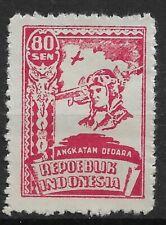 Ned. Indie Repoeblik Indonesia Java- Madoera Zonnebloem 36