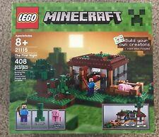 LEGO Minecraft The First Nigh (21115) NISB
