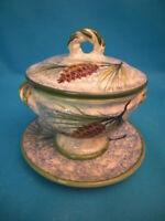 Gravy Boat Ceramic Vallauris