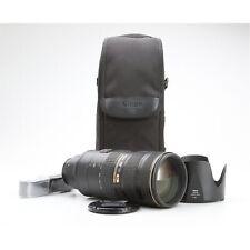 Nikon AF - S 2,8/70-200 G If Ed VR II+Defective (228613)