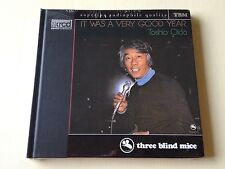 TOSHIO OIDA IT WAS A VERY ... JAPAN AUDIOPHILE THREE BLIND MICE TBM XRCD SEALED!