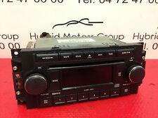 RADIO CD CHARGER MP3  JEEP CHRYSLER DODGE 05064072AF