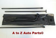 NEW 2005-2014 Nissan Frontier Spare Tire Jack Tool Kit Bag Set,OEM