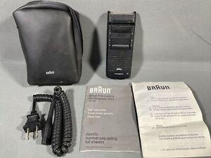 Braun 4504 flex Control Mens Electric rechargeable Shaver