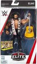 Elias WWE Mattel Elite Series 60 Brand New Action Figure Toy - Mint Packaging