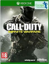 Call of Duty Infinite Warfare Xbox One - Brand New and Sealed