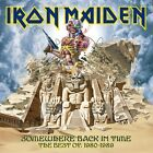 Iron Maiden-Somewhere Back in Time CD NEW