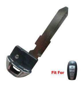 Spare Uncut Blank FOB Key Blade Fit For Suzuki Kizashi Smart Key Keyless