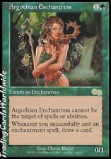 ARGOTHIAN Enchantress // NM // Urza's Saga // Engl. // Magic the Gathering