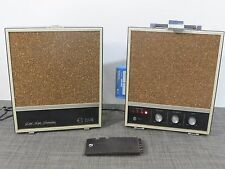 Elign Solid State Sterophonic Eight Track Player Model R 5500 Vintage  /5A3