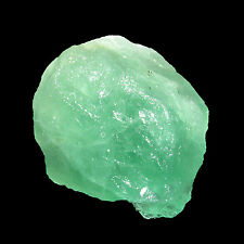 131.00Cts. Natural Untreated Green Fluorite  Brazilian Rough Gemstone -CH 5888