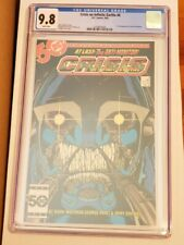 Crisis On Infinite Earths #6 CGC 9.8 White Pages