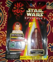 Star Wars Episode I Anakin Skywalker Naboo Hasbro 1999 CommTech Collection 1