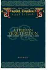 A Tibetan Verb Lexicon: Verbs, Classes, and Syntactic Frames, , Hackett, Paul G,
