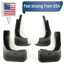 OE Front Rear set 4 Pcs Fender Splash Mud Guards Flaps For 09-13 Toyota Corolla