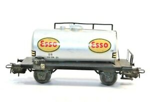 HO Vintage Marklin Esso Tank Car in Box