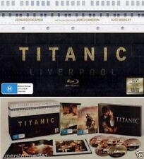 Titanic 15th Anniversary Edition Blu-Ray Region B - Australian *VGWC* + Warranty