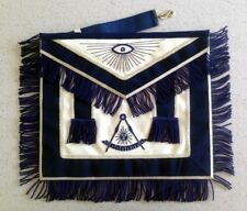 Deluxe Past Master Apron on Satin (PM600S)