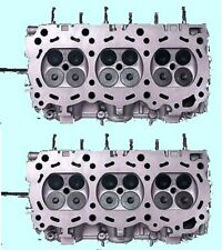 PAIR NISSAN 3.5 DOHC MURANO PATHFINDER QUEST MAXIMA Z350 CYLINDER HEADS  REBUILT