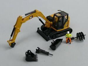 Caterpillar 308 CR Mini Excavator   Diecast Masters 85596  1:50 Scale