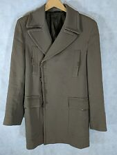 Jean Paul Gaultier Homme Vintage Military Hook & Loop Jacket Size 50 Slim