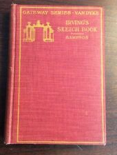 Selections From Irving's Sketch-book (1907, Hardcover) Martin W Sampson
