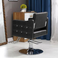 Adjustable Black Hydraulic Barber Hair Salon Hairdressing Beauty Office Chair