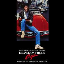 BEVERLY HILLS COP CD Harold Faltermeyer LA-LA LAND Score + Soundtrack LTD ED New