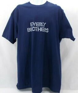EVERLY BROTHERS Vtg 1993 Original STAGE MANAGERS SHIRT XLrg  Single Stitch NEW!