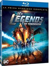 DC'S LEGENDS OF TOMORROW - STAGIONE 1 (2 BLU-RAY) COFANETTO NUOVO, ITALIANO