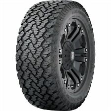 4 New General Grabber AT2 LT265/75R16 Load E 10 Ply A/T All Terrain Tires