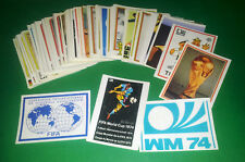 PANINI WC MUNCHEN 74 - stickers at your choice n.1/129 - removed vg conditions