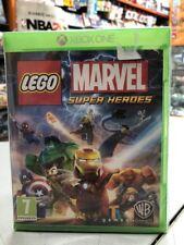 Lego Marvel Super Heroes Ita XBox One NUOVO