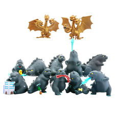 1Pcs Godzilla 2019 King of the Monsters Movie Exclusive Cute Figures Blind Box