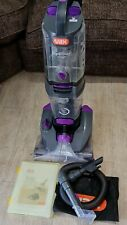 VAX W85-PL-T Dual Power Pro Advance Carpet Cleaner + accessories + Instructions