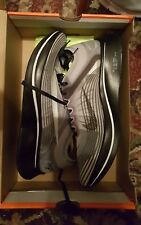 Nike Zoom Fly NYC Running Shoes Black/White Vapor Breaking 4 Mens Size 11
