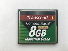 Transcend 8GB Industrial TS8GCF200I   CF  card  compactflash