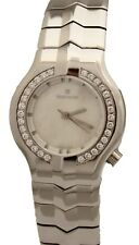 Tag Heuer Alter Ego Stainless Steel Quartz MOP .60ct Diamond WP1317 Watch