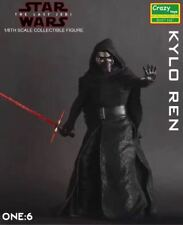 Crazy Toys Collectible Star Wars The Last Jedi Kylo Ren 1/6 Scale Action Figure