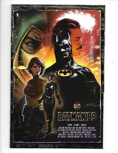 BATMAN '89 (2021) #1 Taurin Clarke Team Variant Cover