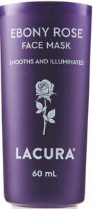 Lacura•Ebony Rose 🌹Face Mask• Smoothes& illuminates