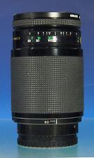Soligor Zoom Macro 60-300mm / 4-5.6 Objektiv Minolta AF Lens objectif - (201366)