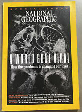National Geographic November 2020 (11/2020) A World Gone Viral