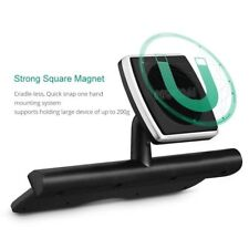 Mpow Car Mount 360° Swivel Holder GPS  CD Slot Magnetic Cradle-less Cell Phone