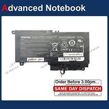 Genuine Battery for Toshiba PA5107U-1BRS L55 L50 L45D L55t P/N:P000573230